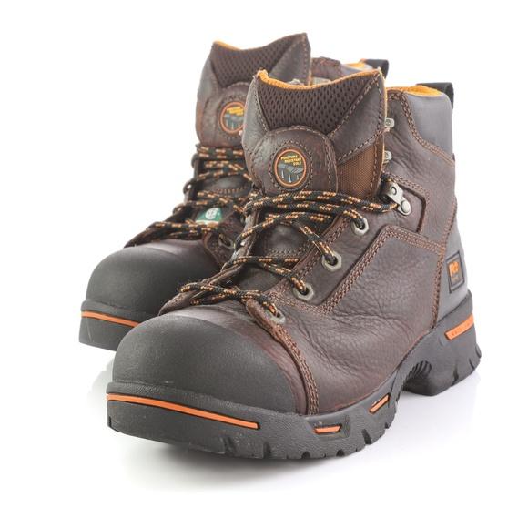 8a4157fc989 Timberland PRO Endurance Steel Toe Mens Work Boots
